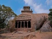 കരിങ്കല്ലില് കൊത്തിയെടുത്ത ഗുഹകള്...മഹിഷാസുര മര്ദ്ദിനി മണ്ഡപം..മാമല്ലപുരത്തെ ഗുഹാക്കാഴ്ചകള്