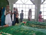 കമിതാക്കളുടെ തീര്ത്ഥാടനകേന്ദ്രമായ, ലൈലാ -മജ്നുവിന്റെ ശവകുടീരം