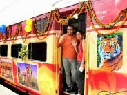 ഇന്ത്യൻ റെയിൽവേയുടെ ടൈഗർ എക്സ്പ്രസ്; അറിഞ്ഞിരിക്കേണ്ട കാര്യങ്ങൾ