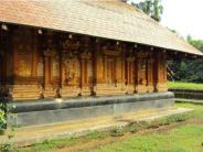 ചുവര്ചിത്രങ്ങള് കഥപറയുന്ന തൊടീക്കളം ക്ഷേത്രം