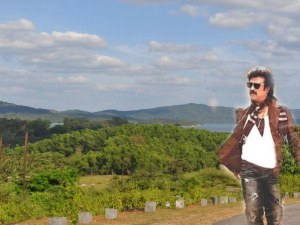 ലിംഗയിലെ ഡാം മുല്ലപ്പെരിയാര് അല്ലാ! ഷൂട്ടിംഗ് ലൊക്കേഷനുകള് കാണാം