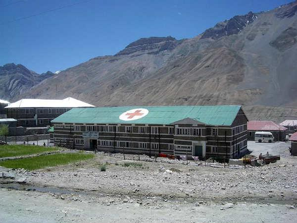Hikkim: World's Highest Post Office In India