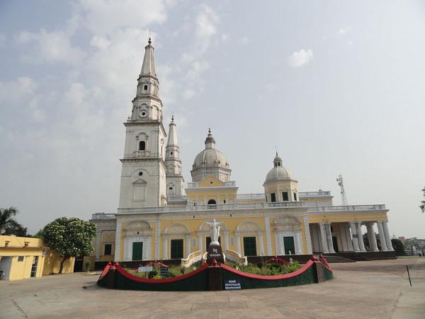 ഉത്തരേന്ത്യയിലെ ഏറ്റവും വലിയ ക്രിസ്ത്യൻ ദേവാലയം
