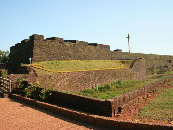 first european made fort in india