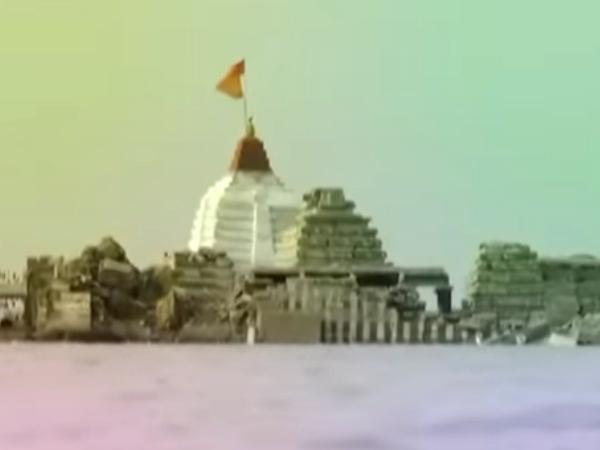 അണക്കെട്ട് മുക്കിയ ക്ഷേത്രം...മഴ കനിയണം ഈ ക്ഷേത്രമൊന്നു കാണണമെങ്കിൽ