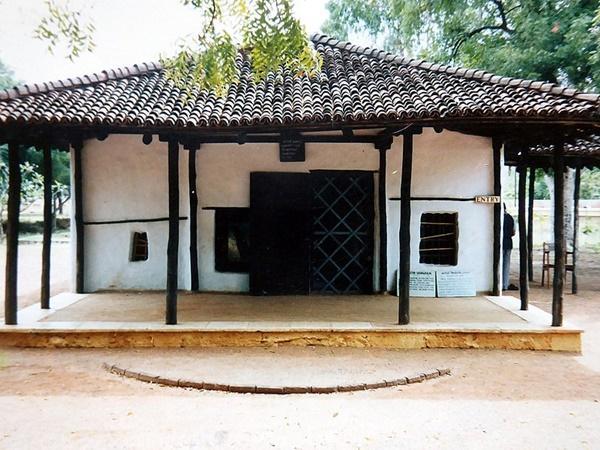 ഗാന്ധിജിയുടെ ലളിത ജീവിതത്തിന്റെ മാതൃകയുമായി സേവാഗ്രാം
