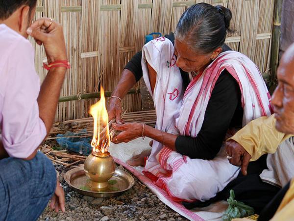 സ്വർഗ്ഗം പോലെ മനോഹരം... വടക്കു കിഴക്കൻ ഇന്ത്യയിലെ ഗ്രാമങ്ങൾ കാണാം
