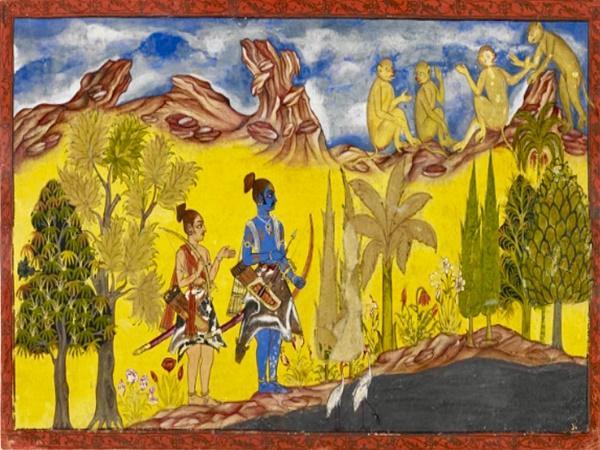 ഉത്തരഖണ്ഡിലെ  രാമായണ സര്ക്യൂട്ട്, രാമായണ ഇടങ്ങള് കാണുവാനൊരു യാത്ര