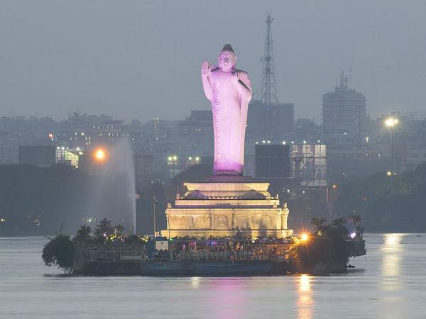 ഏറ്റവും വലിയ ബുദ്ധ പ്രതിമ