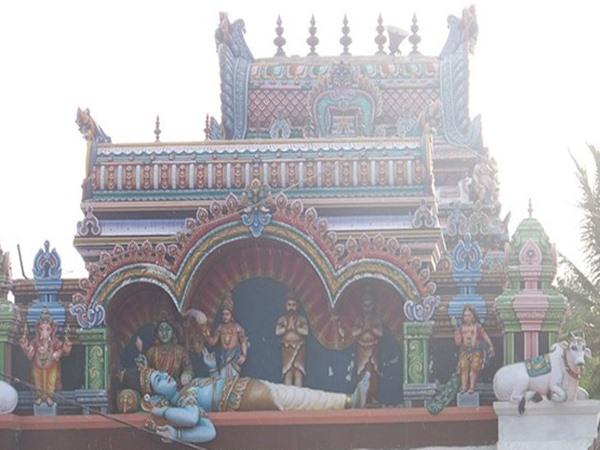 പാര്വ്വതി ദേവിയുടെ മടിയില് തലവെച്ചുറങ്ങുന്ന പള്ളികൊണ്ടേശ്വരന്... അത്യപൂര്വ്വ ക്ഷേത്രം