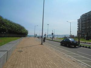 Journey Through Vizag Beach Road
