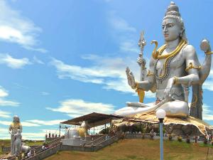 The Tallest Statues Lord Shiva India