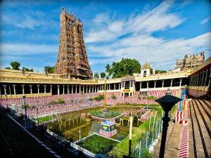 Travel Madurai Meenakshi Temple