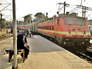 Amazing Train Journey India