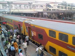 Double Decker Trains India