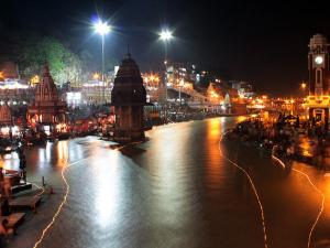 Five Spiritual Cities North India