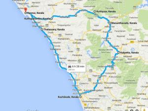 Road Trip Wayanad From Kannur