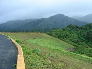 Banasurasagar Dam The Largest Earth Dam India
