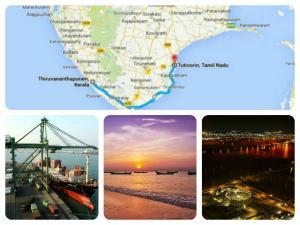 A Trip From Thiruvananthapuram Thoothukudi