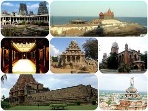 Seven Wonders Tamilnadu