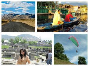 Summer Vacation Tour Trip Kashmir