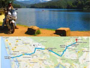 A Bike Trip Munnar Kundala Dam Malayalam Travel Blog