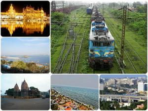 Best Touristy Cities India