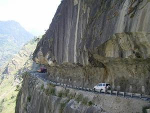 Road Trip Through Hindustan Tibet Road