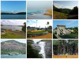 Top 10 Tourist Places Kollam District