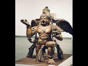 Interesting Tales Garuda Temple