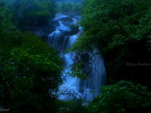 Exploring Sirimane Falls Sringeri