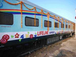 Lifeline Express World S First Hospital Train