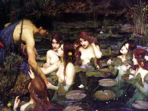 Apsarakonda Pond The Celestial Nymphs