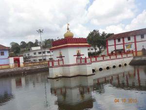 Omkareshwara Temple Coorg