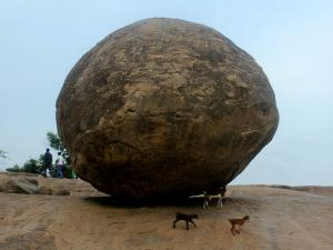 Rock Formation India