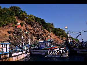 Netrani Island Uttara Kannada