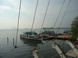 Boating From Marine Drive Kochi