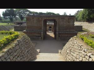 Underground Shiva Temple Hampi