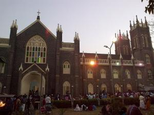 Arthunkal Church Alappuzha