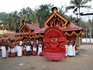 Famous Places Kaliyattam Kerala