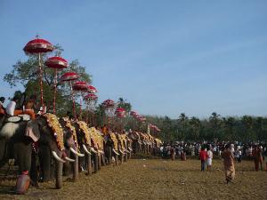 Uthralikkavu Pooram