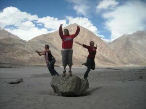 Winter Trip Ladakh Common Itinerary