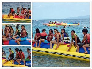 Banana Boat Ride Destinations India
