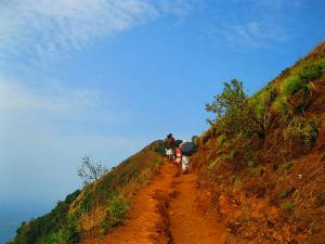 Best Places Adventure Trekking Karnataka