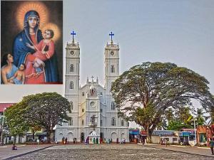 Basilica Our Lady Ransom Vallarpadam
