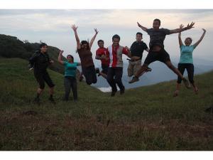 Kudajadri Famous Trekking Spot South India