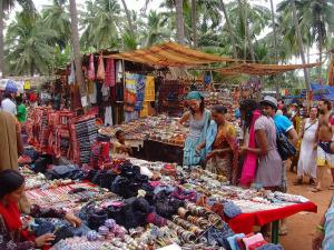 Markets Goa