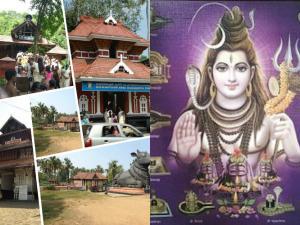 Top 10 Shiva Temples Kerala