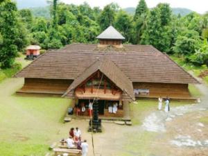 The Miraculous Temple Mridanga Saileshwari