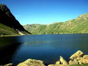Famouse Lakes Jammu Kashmir